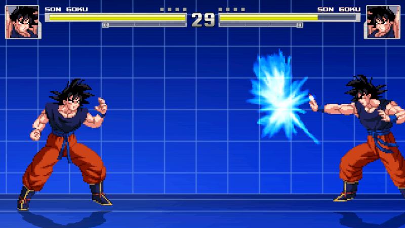 Dragonball Kai: Allstars Mugen076