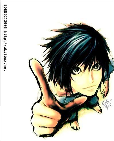 تقرير عن الانيمي المشهور Death Note DeathNote__L_by_Akai_01