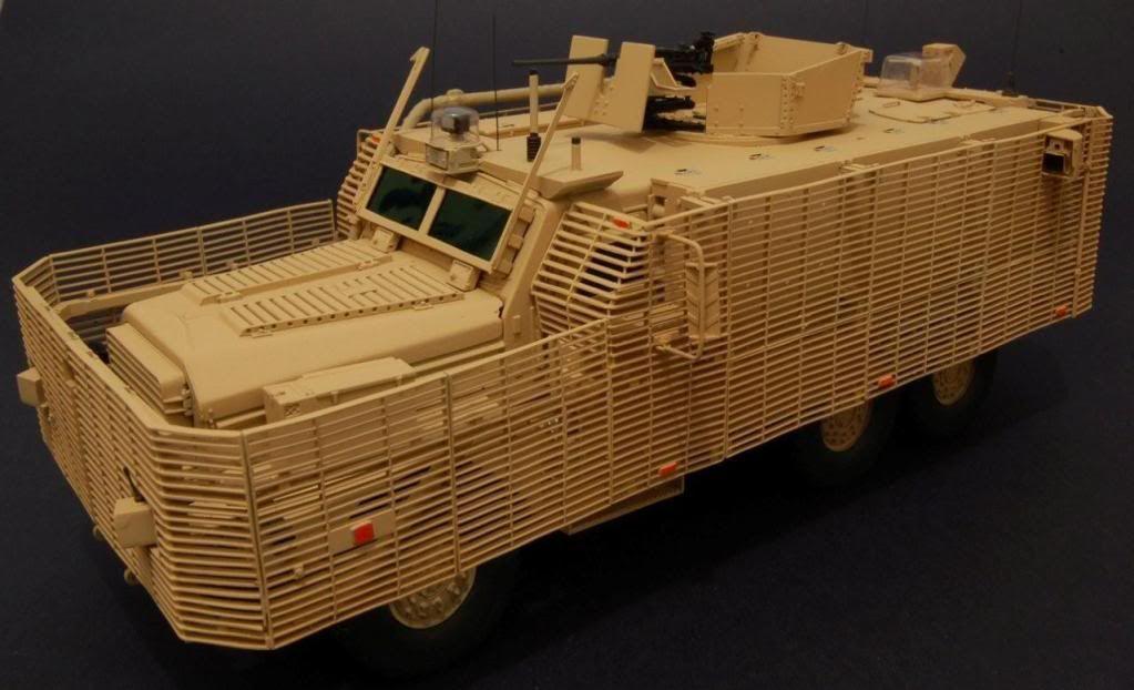 Mastiff 2 from Cromwell models MP1sn