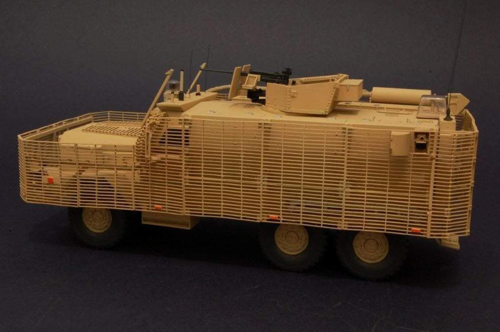 Mastiff 2 from Cromwell models MP2sn
