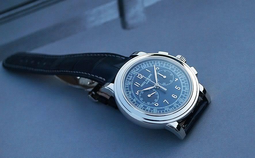 Les 3 plus belles chronographes du monde Patek5070pg