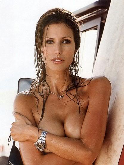 De plus en plus de femme portent des Rolex d'hommes ! Rolex7