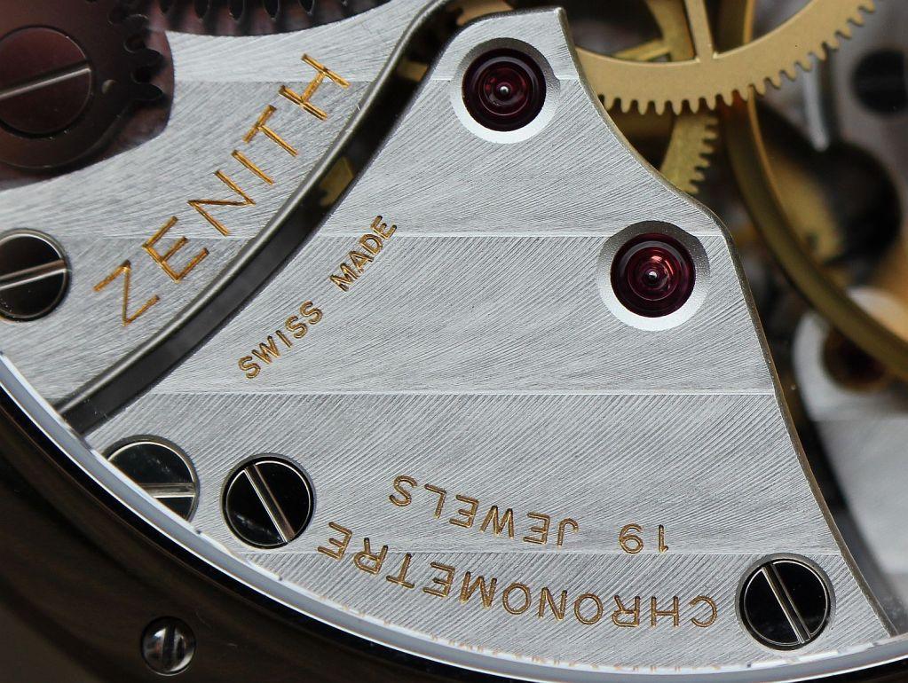 Ma petite, euh Grande, dernière : la Type 20 bracelet de Zenith   - Page 3 Zenithtype206