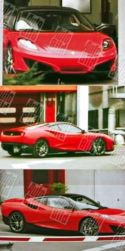 2010 - [Fioravanti] Ferrari F430 SP1 Autobildspyshots