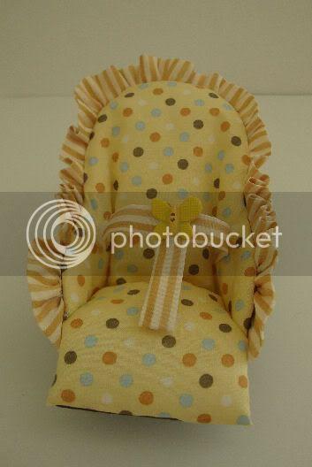 Yellow Polka Dot Infant Seat NOW ON EBAY Polkadotinfantseat1012