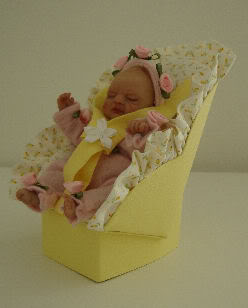 Yellow Flowered Car Seat Gone To EBAY Yellowcarseat3018