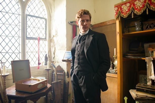 Grantchester ITV 2014, l'adaptation des romans de James Runcie - Page 2 Granchester-use