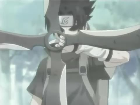 ¿Cual es su arma favorita de Naruto? Bscap380