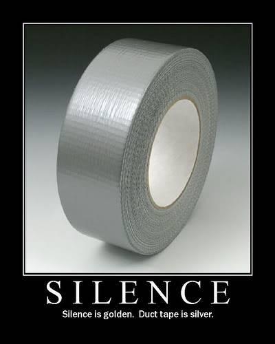 Random Funny Pictures Thread:) Silencemotivationalpostxa1