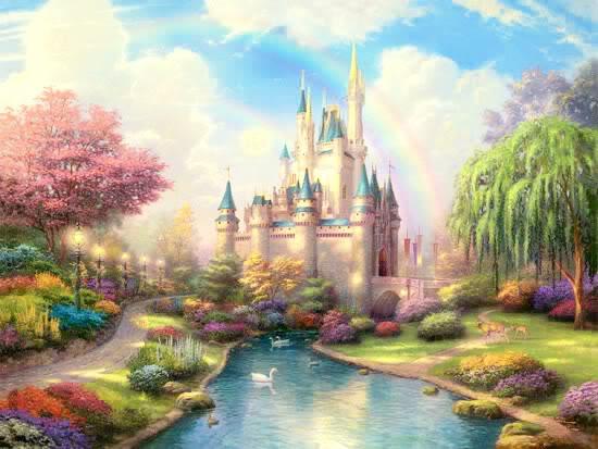 Honeymoon à Walt Disney World en mai 2015 ! ANewDayatCinderellaCastle