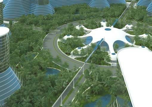The Venus Project - 3D Renderings as of 2010 35125_412709849227_651079227_428866
