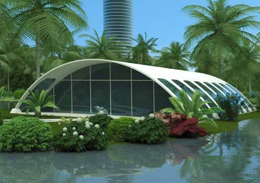 The Venus Project - 3D Renderings as of 2010 35125_412709889227_651079227_428867