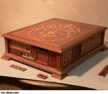 كمبيوتر من خشب 2