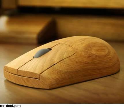 كمبيوتر من خشب 5