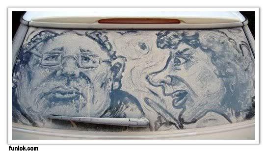 فـن الرسم على العلكه + فن تشكيل اقلآم الرصآصــ +الرسم علىآ غبآر السيآرآتـ  985442aa