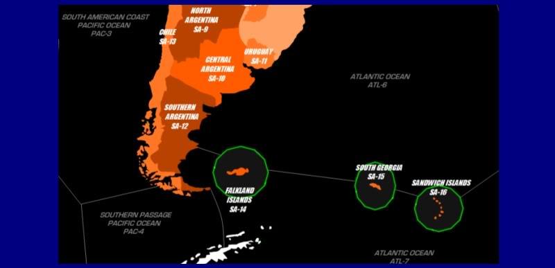 Map of South America Baseplateyeah1