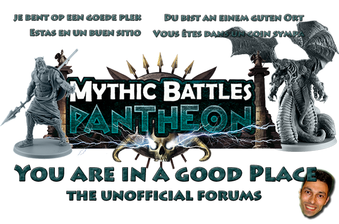 Mythic Battles : Pantheon Forum