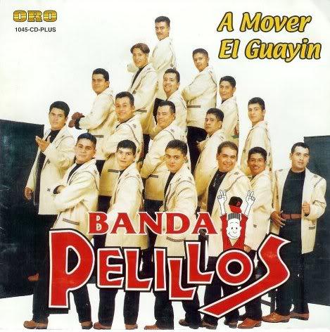 Banda Pelillos - A Mover El Guayin A-Mover-El-Guayin