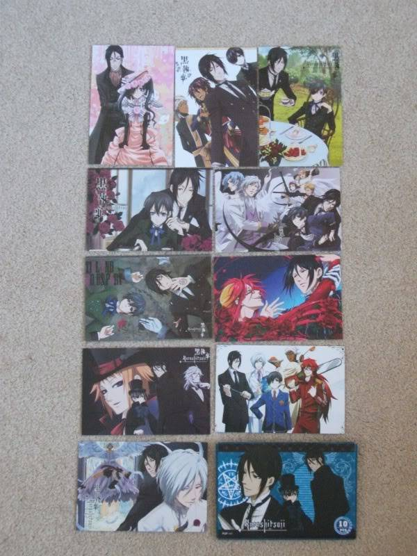 [SELLER] Room Clearout: Manga, books, DVDs & more~ DSCF1138