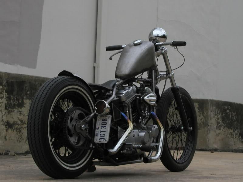 """Bobber Sportster """"Japan Style"""" P1010121"""