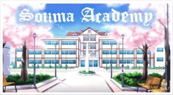 ~Souma Academy~ [Rol Original de temánica Shonen/Hetero] Logo1