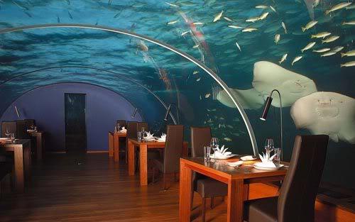 X-Files Restaurant