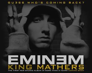 Eminem - King Mathers [2007] Eminem-KingMathers2007