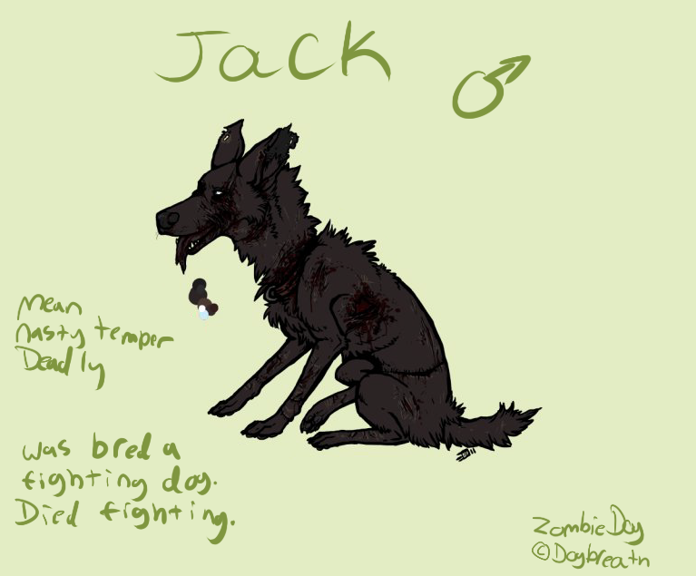 Selling character(s) 14 NEW (with art!) Jack