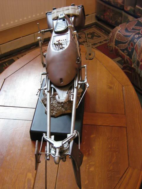 Speeder Bike and Scout 1/4 Premium - Page 4 Photo023