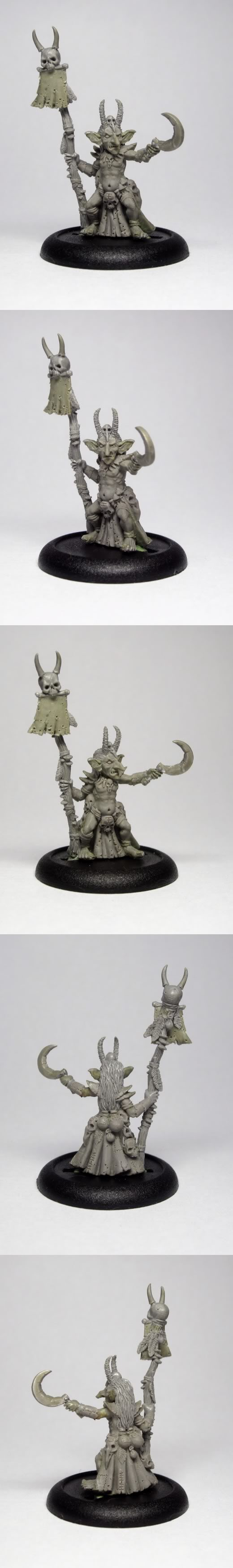 Guild of Harmony Goblin-shaman-sculpt