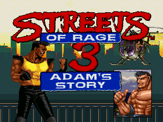 Adam's Story Extended v1.3 & Insanity DLC - Updated for SoRRv5.1 Title