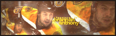 Boston Bruins . Anthonymanipcopy