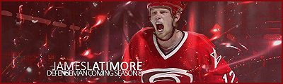 Carolina Hurricanes . Latimore2