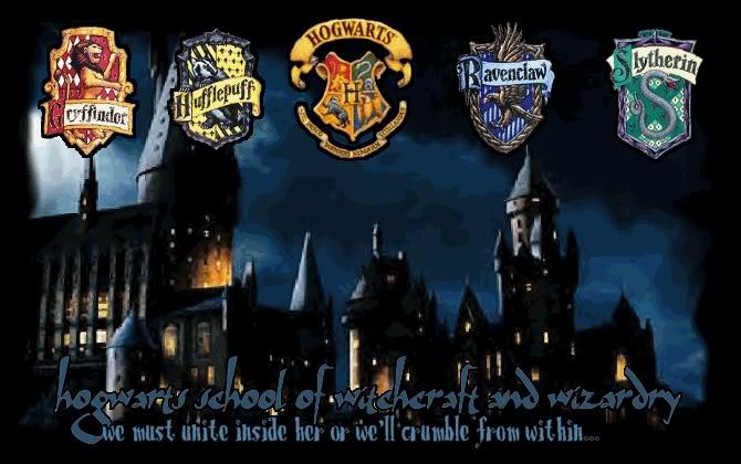 Hogwarts, escuela de Magia y Hechicería~
