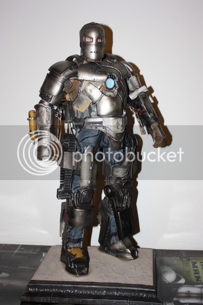 Iron Man Mark I Maquette Lançado! IMG_0509