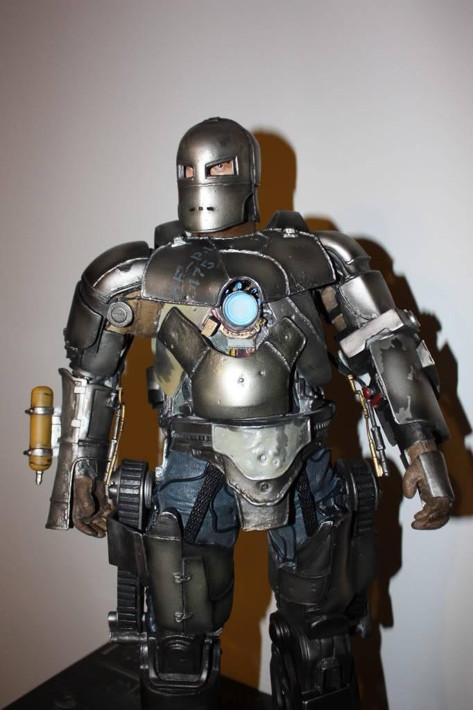 Iron Man Mark I Maquette Lançado! IMG_0510