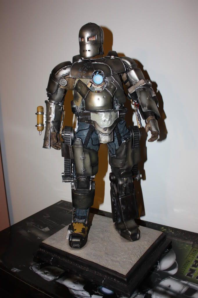 Iron Man Mark I Maquette Lançado! IMG_0511