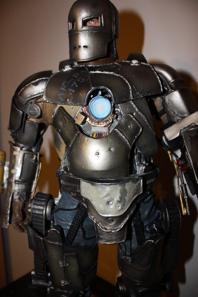 Iron Man Mark I Maquette Lançado! IMG_0512