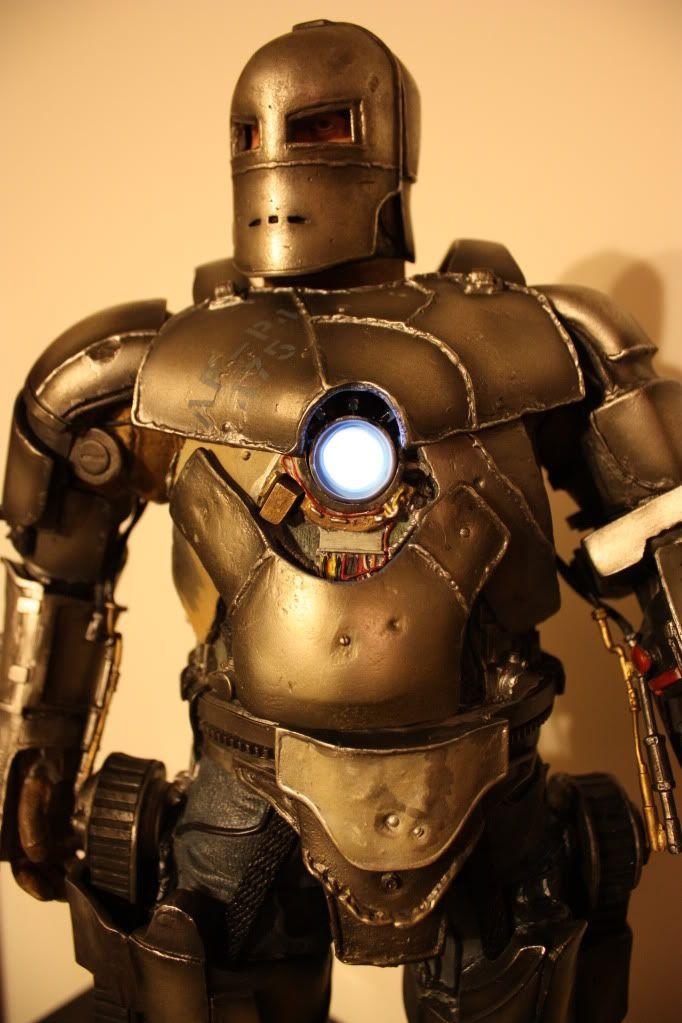 Iron Man Mark I Maquette Lançado! IMG_0514