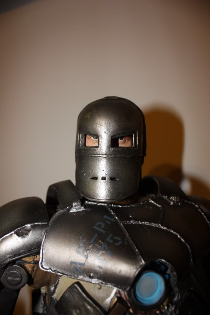 Iron Man Mark I Maquette Lançado! IMG_0517