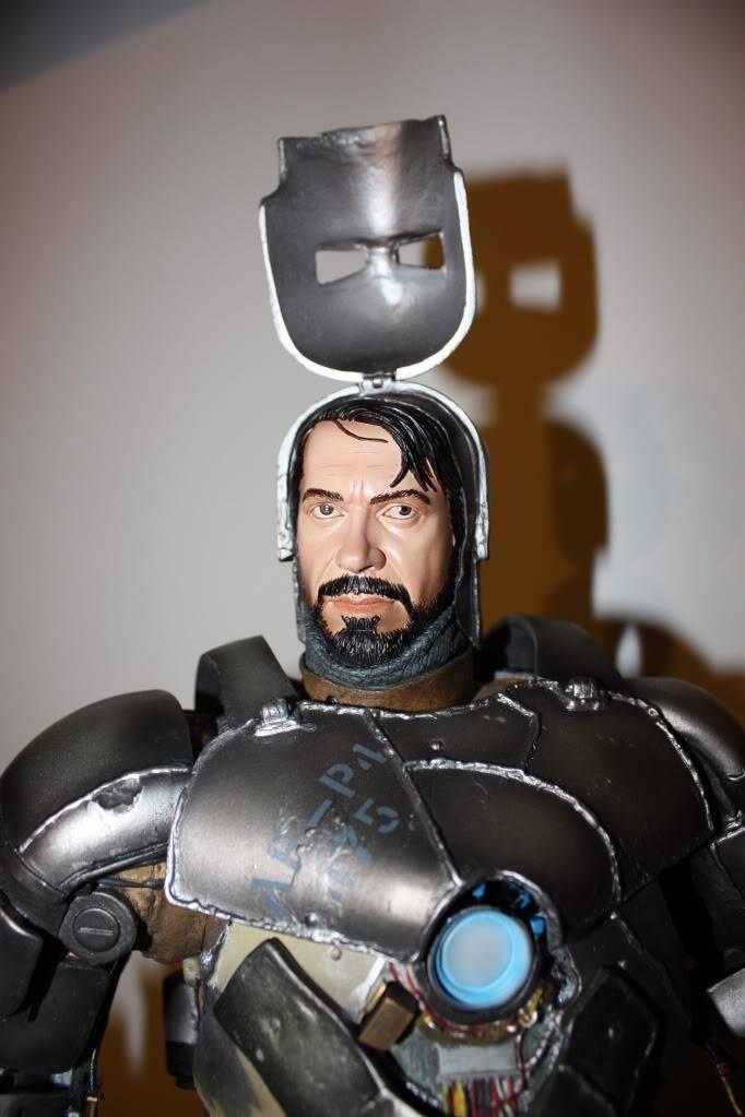 Iron Man Mark I Maquette Lançado! IMG_0518