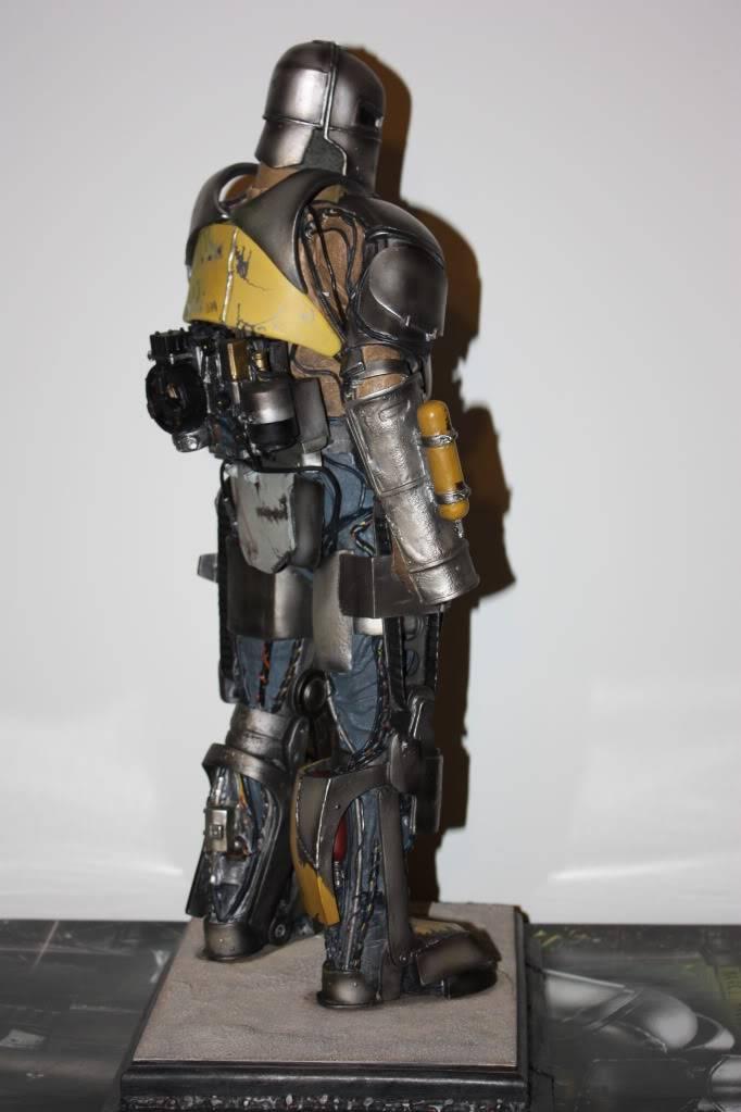 Iron Man Mark I Maquette Lançado! IMG_0521