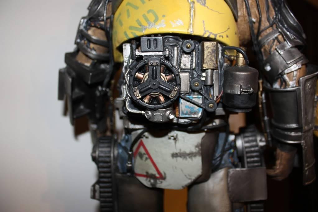 Iron Man Mark I Maquette Lançado! IMG_0523