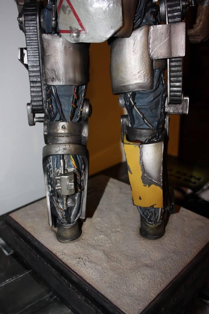 Iron Man Mark I Maquette Lançado! IMG_0524