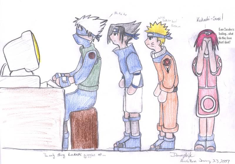 Забавни картинки Narutopor