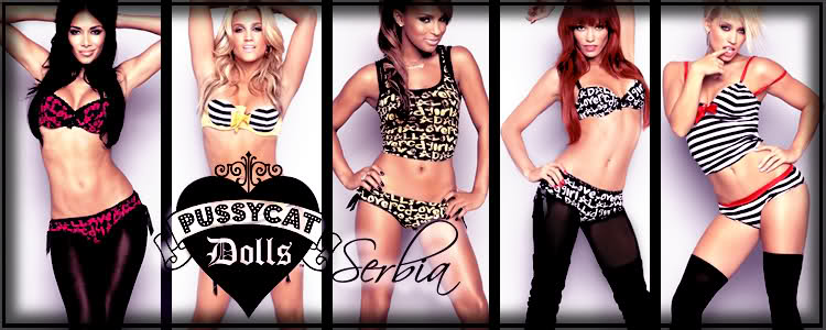 • Pussycat Dolls •