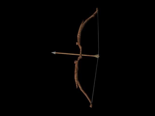 Frostheart, Evalas' Longbow/ The Roseblades, Evalas' Twin Daggers Elvenbow-1