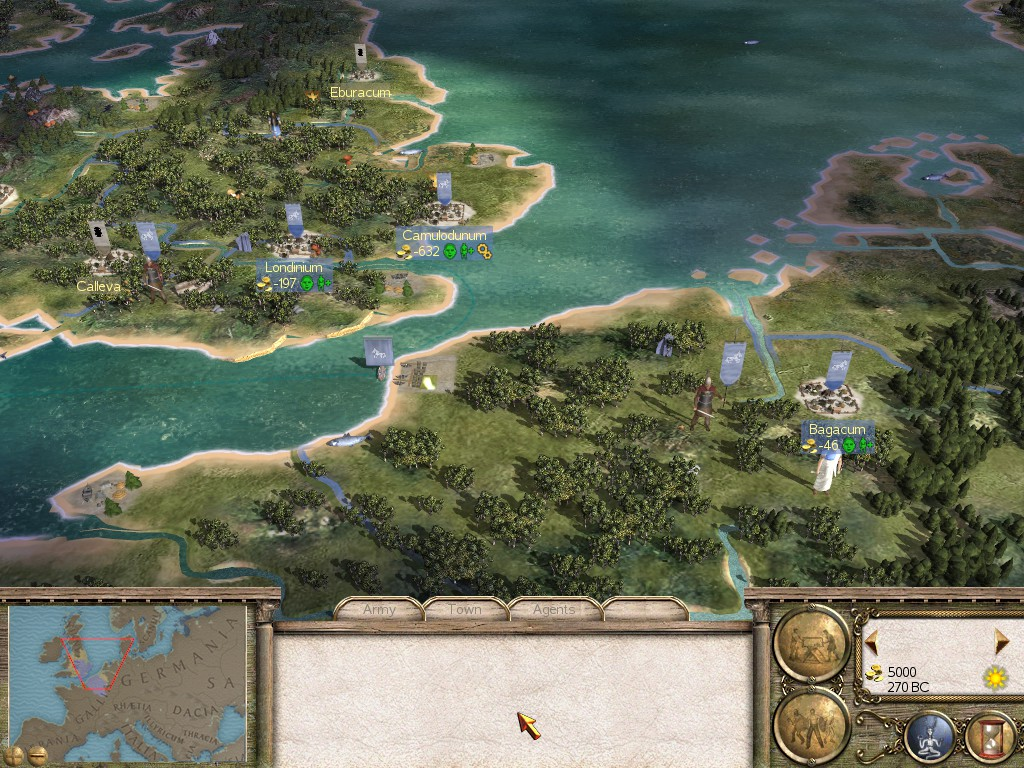 Rome Total Realism: Imperial Campaign v0.5 2014-02-28_00001