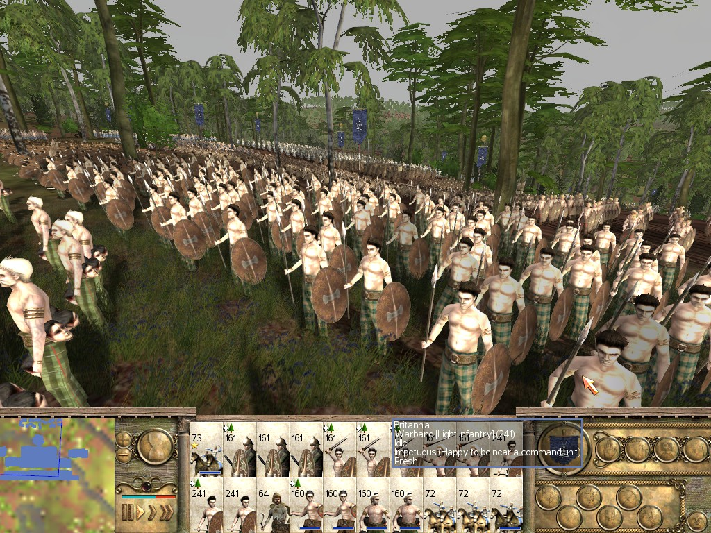 Rome Total Realism: Imperial Campaign v0.5 2014-02-28_00003