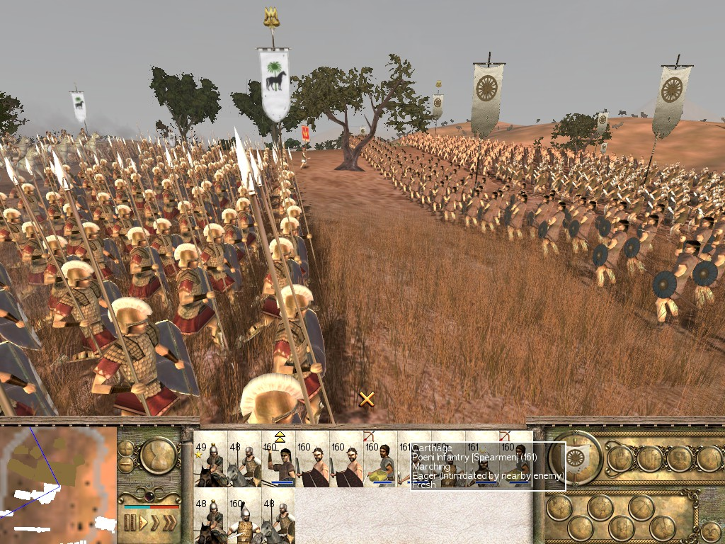 Rome Total Realism: Imperial Campaign v0.5 2014-02-28_00011